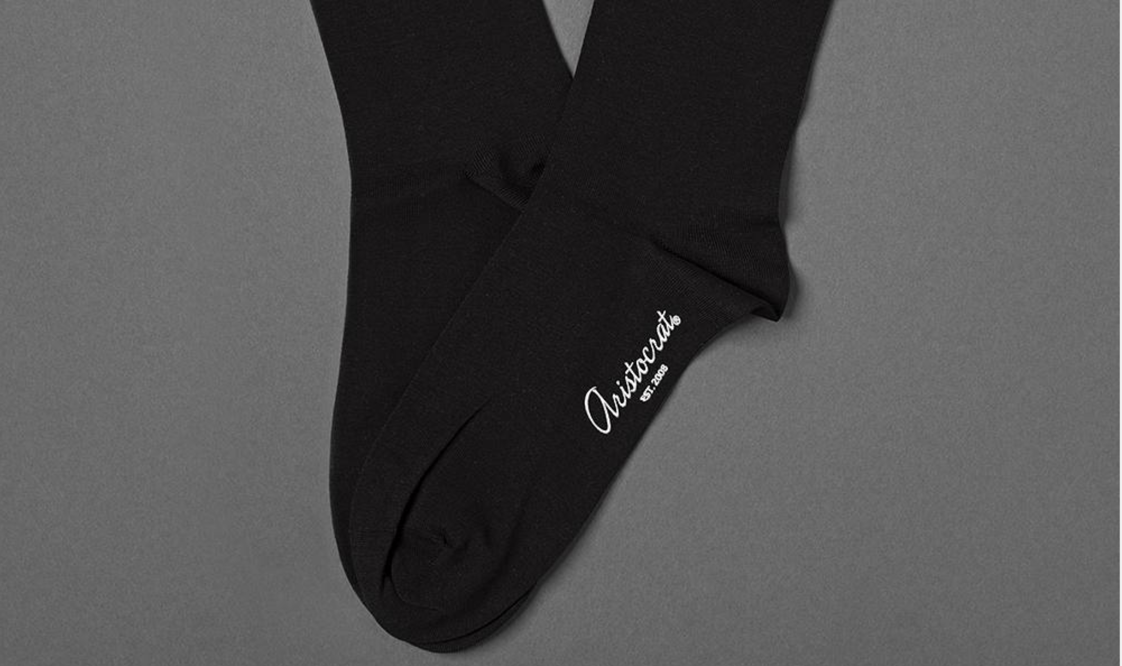 Creating a men's lifestyle brand: Aristocrat Socks