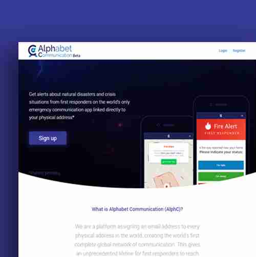 Logo design, Website design and development, App development, Admin portal development  Visit Site