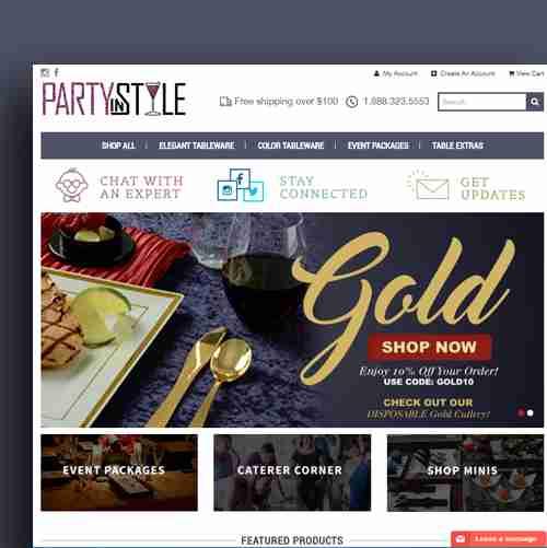Big Commerce e-commerce website design & development  Visit Site
