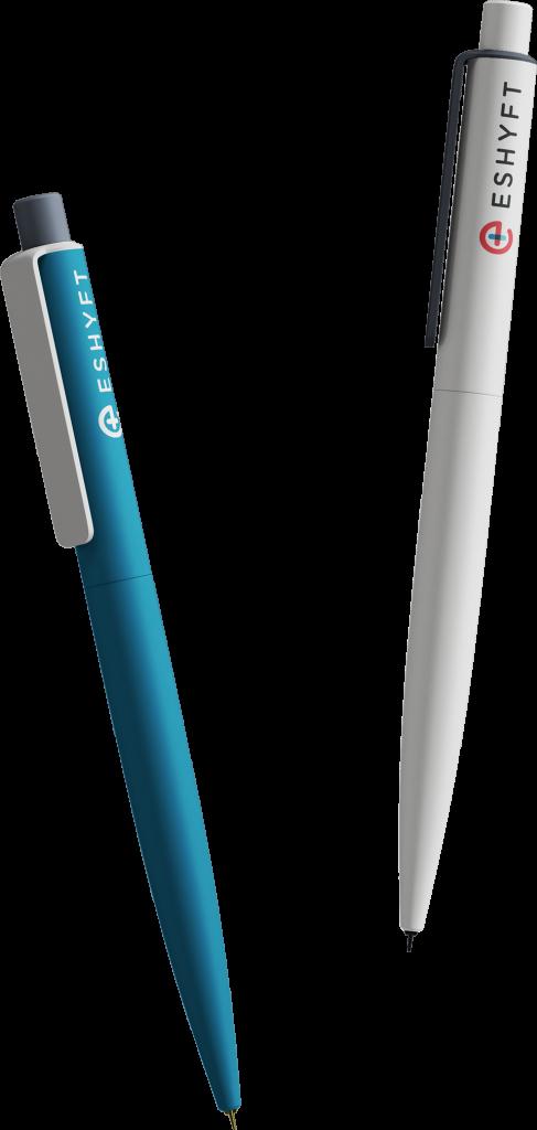 LeverageIT Eshyft Mockup Pens