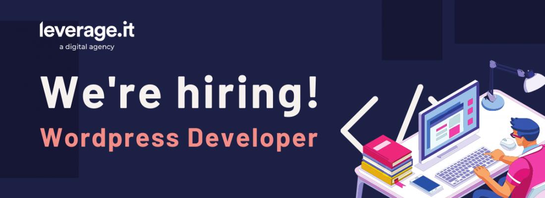 We're hiring! (2)